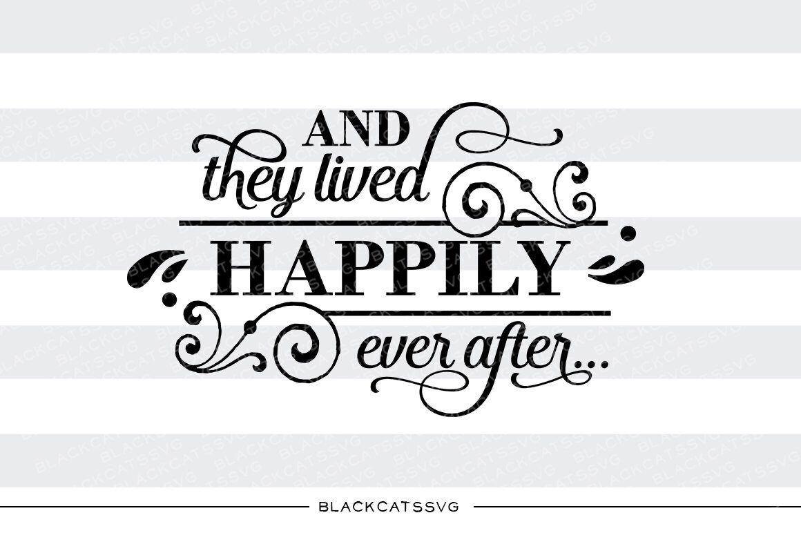 and they lived happily ever after - HD1160×772